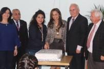 KOOPERATİFÇİLİK - Öğrencilerden Öğretmenlerine Sürpriz Pasta
