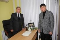 TAZİYE ZİYARETİ - Rus Büyükelçi Karylov'un Adı Antalya'da Yaşatılacak