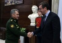 SAVAŞ UÇAĞI - Rusya Sırbistan'ı Silahlandırıyor
