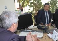 KREDİ DESTEĞİ - Siirt'te KOSGEB'in Faizsiz Kredi Başvurusuna Rekor Talep