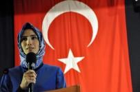 SÜMEYYE ERDOĞAN - Sümeyye Erdoğan Bayraktar İzmir'de Öğrencilerle Buluştu