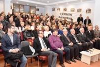 TERMİK SANTRAL - 'Termik Santral Tehlikesine Karşı Trakya'nın Geleceği' Konferansı