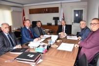 KADİR ALBAYRAK - Trakyakent Yönetimi 2016 Yılı'nın Son Toplantısını Yaptı