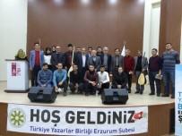 TÜRKIYE YAZARLAR BIRLIĞI - TYB Erzurum Şubesi ETÜ'de Sümmani'yi Andı