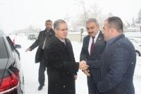 Vali Tapsız'dan Ziraat Odasına Ziyaret