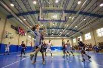 SELÇUK YAŞAR KAMPÜSÜ - Yaşar Üniversitesi Şampiyonluğa Koşuyor