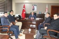 Yurt Ay Der'den ASP İl Müdürü Erim'e Ziyaret
