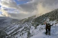 Zigana Dağı Geçidi'nden Kış Manzaları