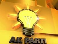 SEÇİM SÜRECİ - AK Parti il başkanı görevden alındı