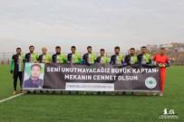 Amatör Takımlar Kaptan Şehmuz'u Andı