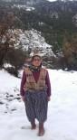GÖKÇELER - Anamur'un Yüksek Kesimlerine Kar Yağdı