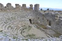SELÇUK ÜNIVERSITESI - Anemurium Antik Kenti, Büyükşehir Belediyesi'nin Desteğiyle Restore Edilecek