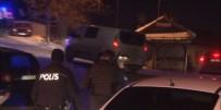 SİLAHLI ÇATIŞMA - Ankara'da polise silahlı saldırı!