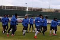 SERDAR ÖZKAN - Antalyaspor'da Kasımpaşa Mesaisi Sürüyor
