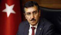 KİRA GELİRLERİ - Bakan Tüfenkci'den 'Gümrük Birliği' Açıklaması