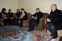 KOCAELİ VALİSİ - Başkan Baran, Şehit Ailelerini Ziyaret Etti