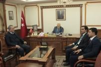 Belediye Ve Valilikten Kırşehirspor'a 175 Bin Liralık Destek