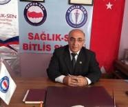 Bitlis'te Doktora Yapılan Saldırıya Kınama