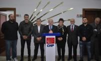 İKTIDAR - CHP'li Şahin Açıklaması 'Terörün Arkasında Emperyalist Güçler Var'