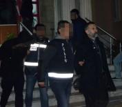 AÇLIK GREVİ - Didim'deki Terör Operasyonunda 8 Tutuklama
