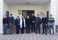 ÖĞRENCİ MECLİSİ - Edremit'te Öğrencilerden Halep'e Yardım Eli