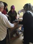 İÇLİ KÖFTE - El Bab Operasyonunda Yaralanan Askerlere Anadolu Kadınından Özel İkram