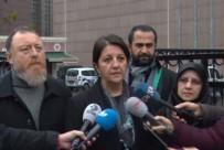 PERVIN BULDAN - Emniyet Açıklaması Buldan Gözaltına Alınmadı