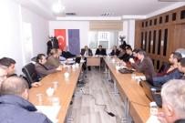 SU SAYACı - Erciş'te 'İçme Suyu Temin Projesi' Toplantısı