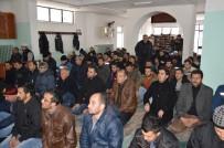 KıRKA - Eti Maden Kırka Bor İşletmesi Camisinde Şehitler İçin Mevlit Okutuldu, Lokma Tatlısı Dağıtıldı