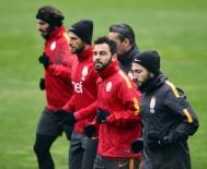 FLORYA - Galatasaray, Alanyaspor Maçı Hazırlıklarını Sürdürdü