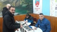 KÖLN - Gazeteci-Yazar Şükrü Üçüncü, 2. Polisiye Romanı 'Faili Firar'ı İçin Almanya'da İmza Günü Düzenledi