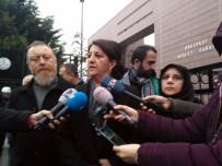 PERVIN BULDAN - HDP'li Pervin Buldan Adliyeden Ayrıldı