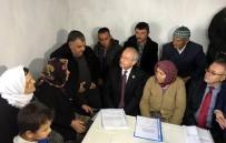 GÖZLEME - Kılıçdaroğlu, İcralık Olan Köylüleri Dinledi