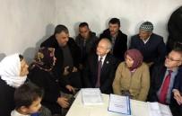 GÖZLEME - Kılıçdaroğlu, İcralık Olan Köylüleri Ziyaret Etti