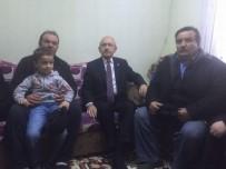 KAMİL OKYAY SINDIR - Kılıçdaroğlu'ndan Şehit Ailesine Ziyaret