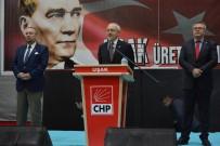EVLAT ACISI - Kılıçdaroğlu'nun Gündeminde Terör Vardı