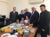 ÖĞRETMENLER GÜNÜ - 'Kütüphanesiz Okul, Kitap Okumayan Çocuk Kalmasın' Kampanyası