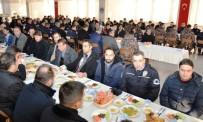 POLİS TEŞKİLATI - KYK Öğrencileri Polis Teşkilatı İle Bir Araya Geldi