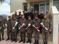 Milas AK Parti'den Taziye Ziyareti