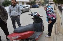 Milas'ta Yavuz Hırsız Önce Motosiklet Çaldı Sonra Zeytin Çuvallarını