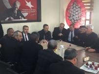 MEHMET DEMIR - Milletvekili Demir Keskin'de Muhtarlar İle Biraraya Geldi