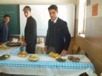 AKÜLÜ ARABA - Öğrencilerin '1 İz' Kampanyasına Yoğun İlgi