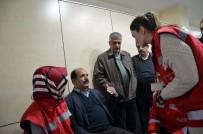 FELSEFE - Kayseri'nin 'Kırmızı Melekleri' Asker Ailelerini Yalnız Bırakmadı