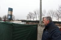 GAZİLER DERNEĞİ - Şehit Ve Gaziler Derneği'nin Yeni Hizmet Binasında Çalışmalar Başladı