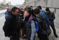 YUNUS TİMLERİ - Tünel Duvarına Aşkını Yazınca Polisi Alarma Geçirdi