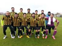 BILKENT ÜNIVERSITESI - Türkiye Üniversitelerarası 2. Lig Futbol Müsabakaları
