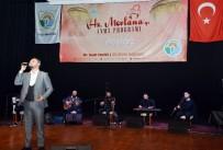 TUZLA BELEDİYESİ - Tuzla Belediyesi Vuslatın 743'Üncü Yılında Mevlana'yı Andı