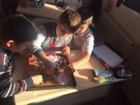 BELLEK - Urla'da Minikler Eğlenerek Öğreniyor