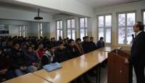 İMAM HATİP OKULLARI - Vali Yavuz Öğrencilerle Buluştu