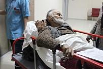 MUSTAFA DEMIR - Yaşlı Adam 2 Ayının Saldırısına Uğradı